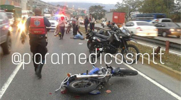 accidente francisco fajardo